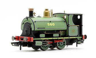Peckett Works Livery No.560/1893 0-4-0ST